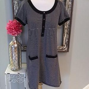 Loft Knit Dress sz Sm